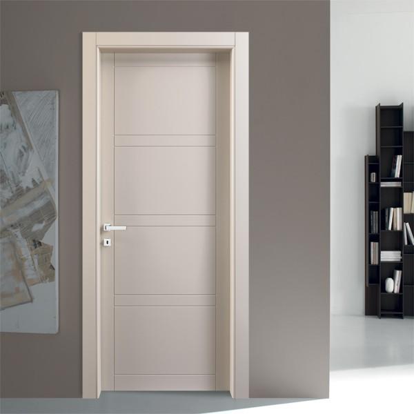 Porte interne moderne guida alla scelta porta scrigno for Porte interne bianche moderne