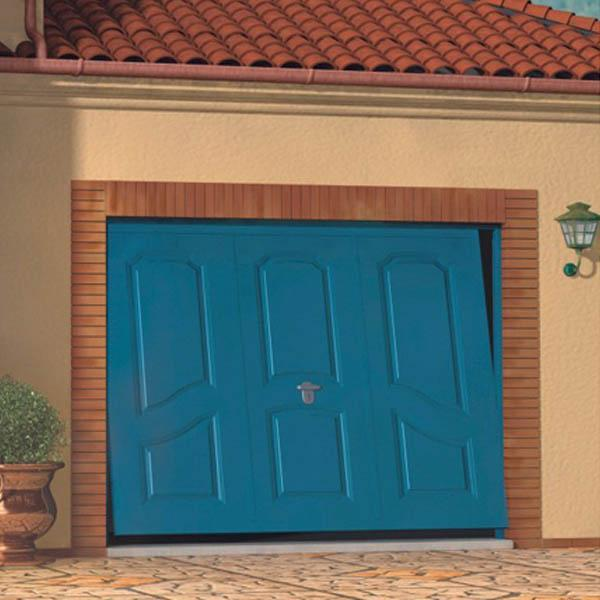 Portone basculante garage Vicenza
