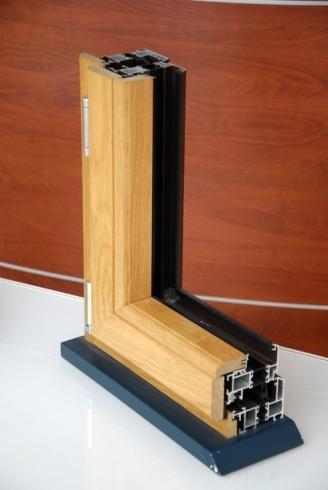 Serramenti alluminio legno vicenza