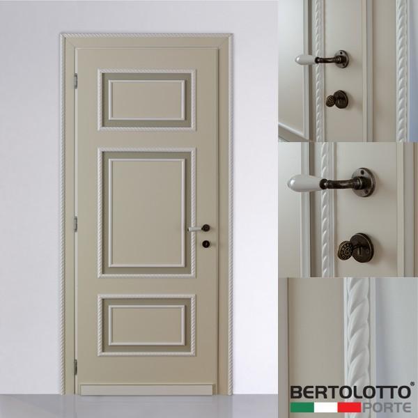 Bertolotto Venezia Pantoquadra: Porte per Interni laccate.