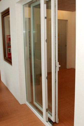 Porte scorrevoli in vetro Vicenza